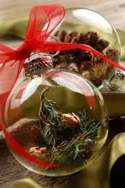 clear glass 3 25in ornament balls