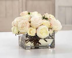 rose in glass rose in glass vase winward home finest permanent botanicals