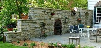 decorative fences landscaping fence designs styles and ideas