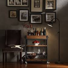 How To Make Furniture Look Rustic by Home Bar Essentials How To Stock A Bar U2014 Gentleman U0027s Gazette