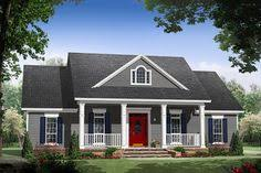 365 Best Small House Plans by This Is A Grand Front Elevation For These Farmhouse House Plans