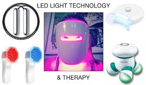 nasa led light therapy led light therapy look younger better mizzfit