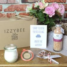 Get Well Soon Gift Get Well Soon Gift Box By Izzybee Notonthehighstreet Com