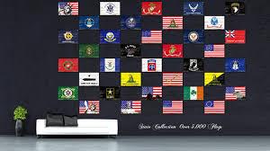 Military Home Decor Us Army 1775 Military Flag Shabby Chic Patriotic Wall Art Home