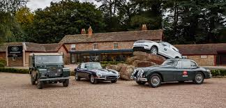 land rover jaguar here u0027s your chance to drive the classic jaguar and land rover