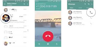call for android how to make and receive calls with whatsapp for android android