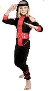 Ninja Halloween Costumes Ninja Halloween Costume Tween Young Nip