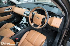velar land rover interior all new range rover velar launched in new zealand drive life