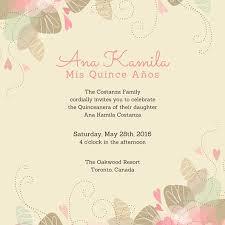 quinceanera invitations customize 43 quinceanera invitation templates online canva