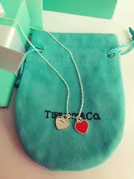 heart tag necklace tiffany images Authentic tiffany co return to tiffany double heart tag necklace JPG