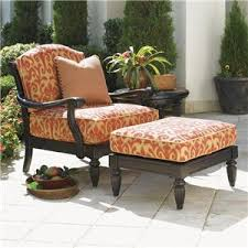 Patio Chair With Ottoman Outdoor Chair And Ottoman Jacksonville Gainesville Palm Coast