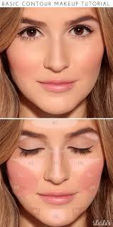 Makeup Contour lulus how to basic contour makeup tutorial lulus fashion