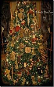 primitive christmas tree a primitive place tammy christmas decor part two 2012