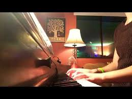 thanksgiving song johnny piano cover
