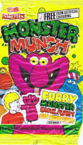 Halloween Monster Munch The Monster Munch Collection July 2010