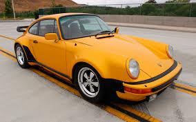 orange porsche 911 turbo an retentive u0027s perfect porsche 911 turbo heading to auction