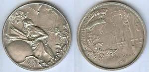 chambre commerce nancy médaille de table nancy chambre commerce victor prouve 1913