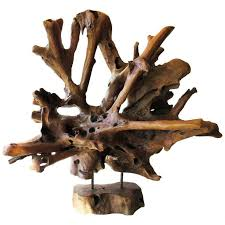 organic wood sculpture petrified wood sculpture organic for sale at 1stdibs