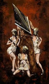 Pyramid Head Halloween Costume Mister Big Knife Geeky Pyramid Head Silent Hill