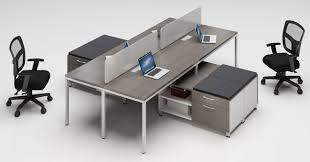 Boss Reception Desk by Boss Simple System Benching Solutions Stow U0027s Office Furniture