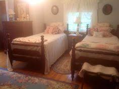 Solid Cherry Bedroom Set by Liveauctioneers Willett Wildwood Solid Cherry Dresser Detail