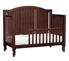 Crib Rails For Convertible Cribs Toddler Bed Conversion Kit Pottery Barn