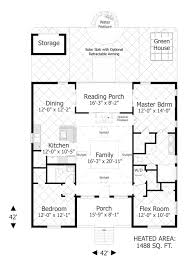 house plans green the eco box 3107 3 bedrooms and 2 baths the house designers