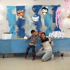 a diy octonauts birthday party octonauts party