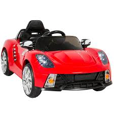 ferrari electric car 12v ride on car kids w mp3 electric battery power remote control