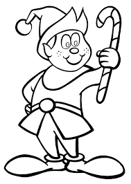 coloring pages exquisite elf coloring pages print elf