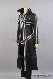 sword art online kazuto kirigaya cosplay costume sword art