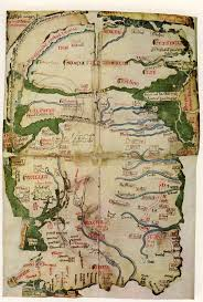Medieval Maps 75 Best History Of Cartography Ancient And Medieval Maps Images