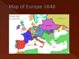 Map Of Europe 1648 by Introduction To Comparative Politics Origins Of The State In The