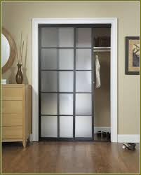 Bypass Closet Door Hardware Sleek Sliding Doors Closets Ikea Pinterest For Closet Inspirations