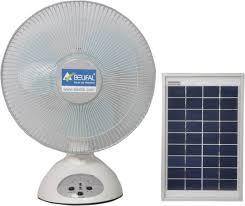 rechargeable fan online shopping belifal 12 solar rechargeable emergency 3 blade table fan price in