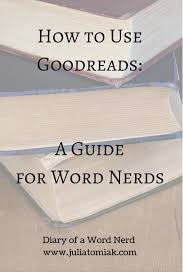 book reviews diary of a word nerd