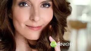 what color garnier hair color does tina fey use garnier fructis tv commercial nourished hair better color