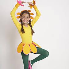 Flower Child Halloween Costume - homemade flower halloween costume diy halloween costumes