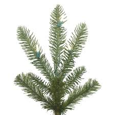 200 warm white christmas tree lights the holiday aisle 5 green spruce artificial christmas tree with 200