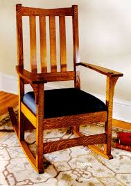 Craftsman Furniture Plans Rocking Chair Plans By Jiuduffsu Lumberjocks Com