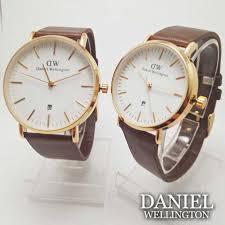 Jam Tangan Daniel Wellington Dan Harga jam tangan dw daniel wellington tali kulit warna hitam