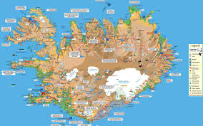 Map A Route by Driving And Renting A Car In Iceland Tips For A Successful Road