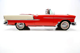 1955 chevrolet bel air convertible loaded ps pb american