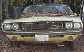 1970 dodge challenger ta for sale omg look what we found 1970 dodge challenger rt field find