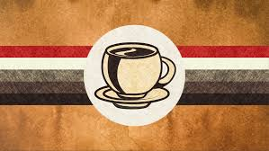 coffee shop background design delicious coffee design video animation hd1080 stock footage video