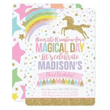 custom birthday invitations birthday invitations zazzle