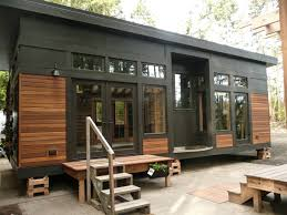 Prefab Guest House With Bathroom by The Waterhaus A Tiny Sustainable Prefab Home Greenpod Small