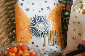 Halloween Goodie Bags Halloween Caramel Corn Bags We R Memory Keepers Blog