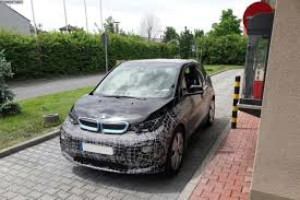 2018 bmw i3 facelift spotted in germany