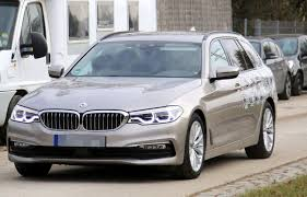 2017 bmw 5 series touring undisguised bmw review release date